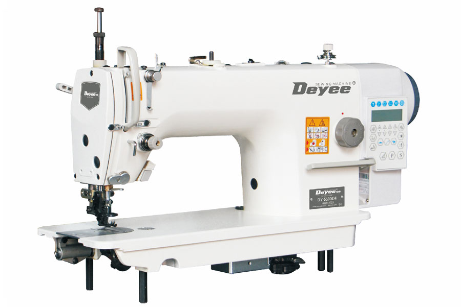 Direct-drive One-needle Bottom And Variable Top-feed Lockstitch Machine With Auto Trimmer